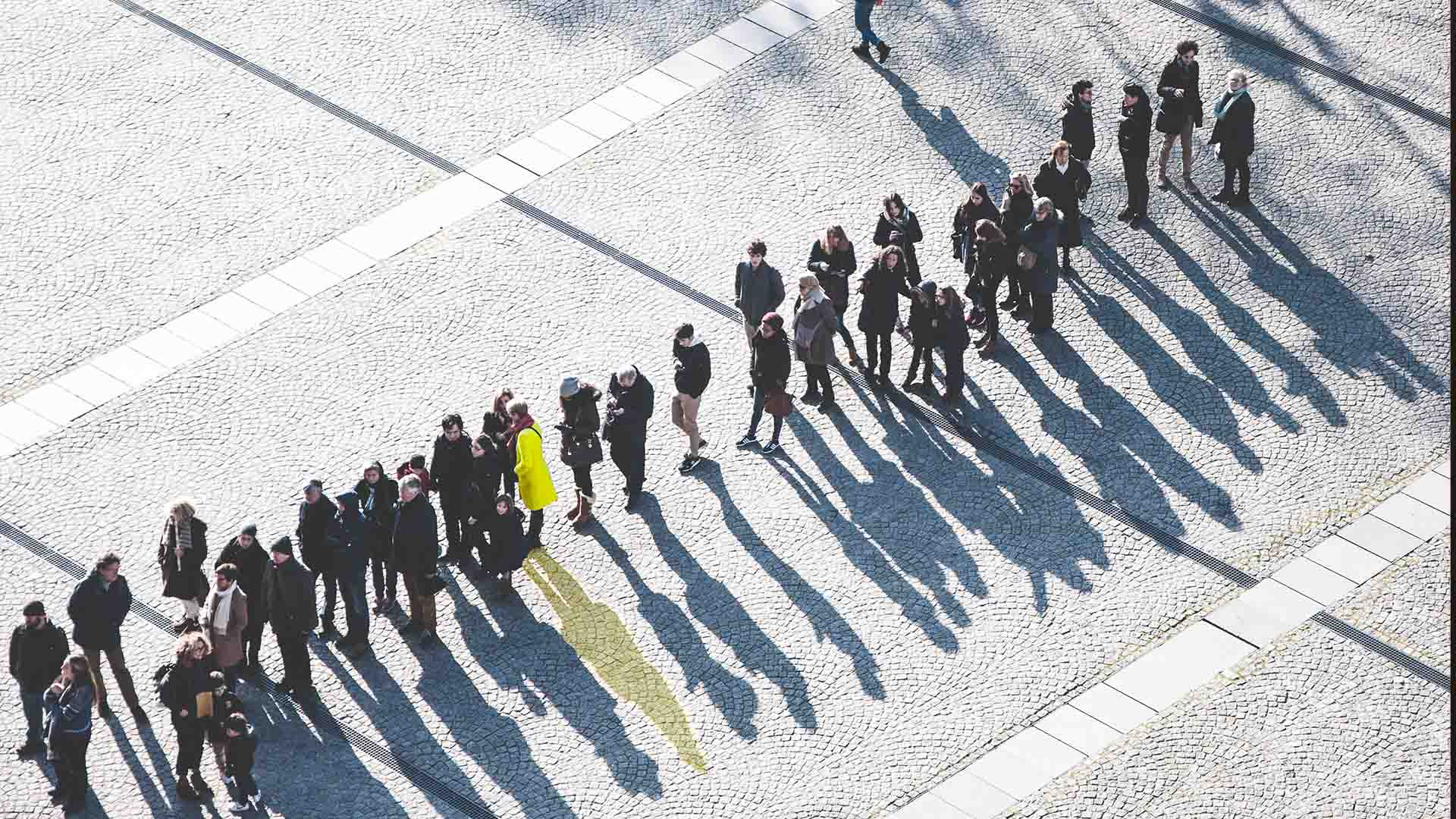 How To Eliminate Waiting Lines at Your Events