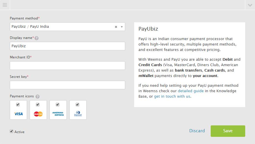 weemss-payment-method-payubiz-india